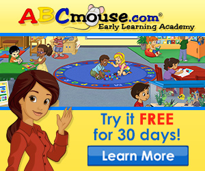 1 year ABC Mouse Subscription